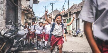 Poor School Kids Karnataka